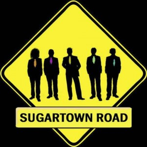 Sugartown Road band LOGO, wedding band northern ireland, irish wedding band