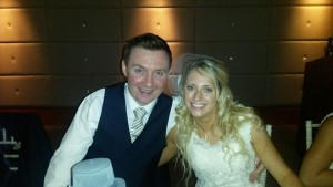 Sugartown Road band bride and groom michael crilly and sarah crilly