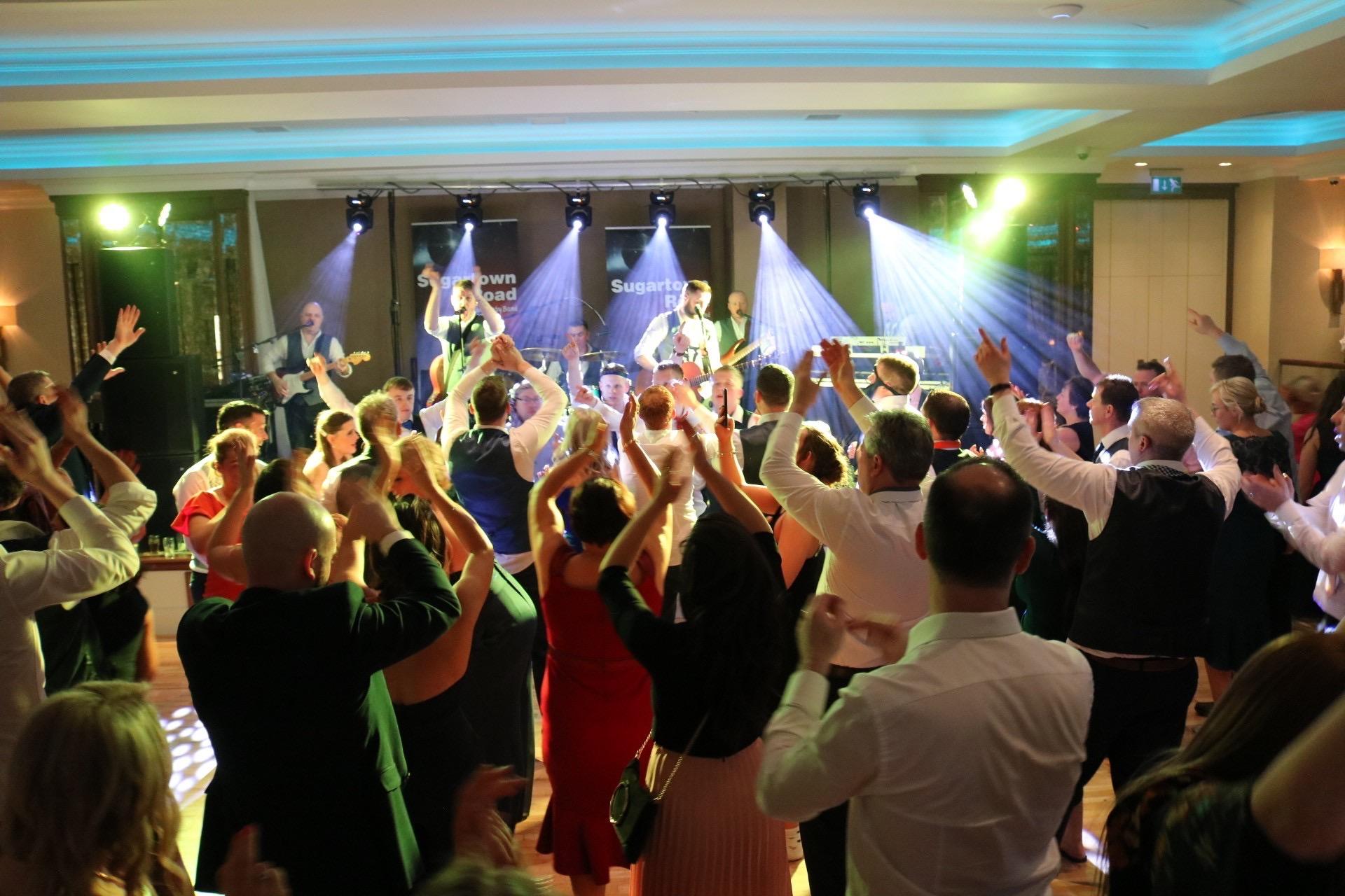 wedding band Sugartown road band,